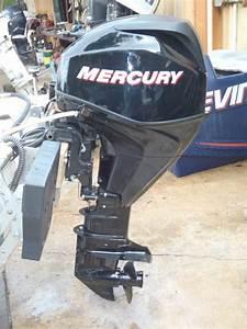 25 Hp Mercury 4 Stroke Efi Used Outboard Boat Motor For Sale