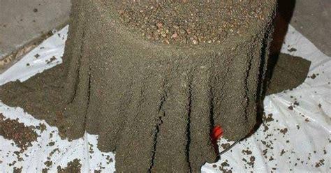 easy diy concrete planter hometalk