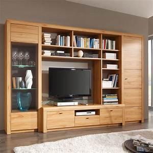 Bücherwand Mit Tv : b cherregal beleuchtung m bel design idee f r sie ~ Michelbontemps.com Haus und Dekorationen