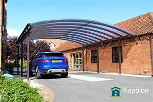 Carport 2 Autos : ultra wide carport canopy installed in newark kappion ~ A.2002-acura-tl-radio.info Haus und Dekorationen