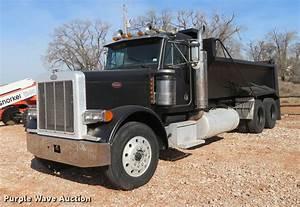 1990 Peterbilt 379 Dump Truck