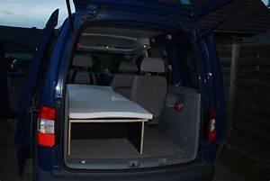 Im Auto übernachten : caddy selbstgebautes bett zum bernachten im auto biete ~ Kayakingforconservation.com Haus und Dekorationen