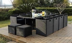 Salon Jardin Encastrable : salon de jardin encastrable groupon shopping ~ Maxctalentgroup.com Avis de Voitures