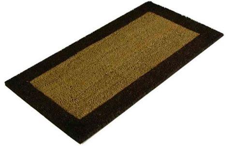 tapis de sol coco acanthe sol tapis brosse paillasson fibres coco