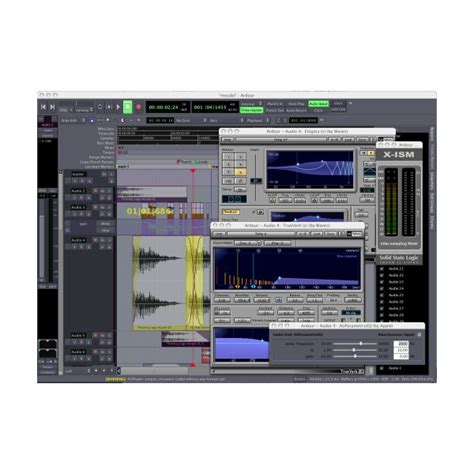 audio desk recording software the best free fully functional pro audio recording software