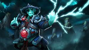 Storm Spirit Dota 2 Wallpaper HD