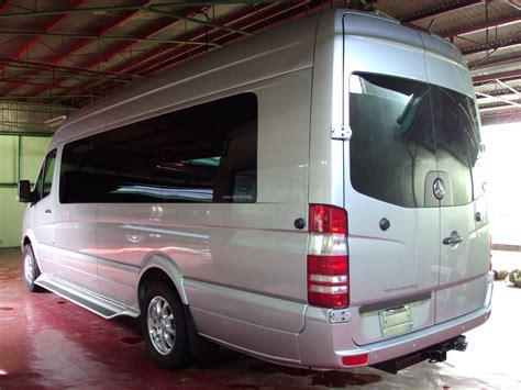 mercedes benz sprinter executive limousine series