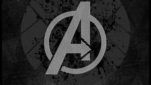 am03-avengers-logo-art-hero-dark - Papers co