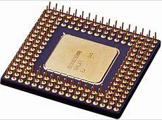 El microprocesador Informática eso