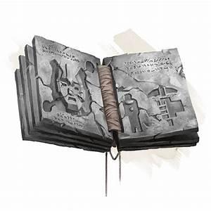 Manual Of Stone Golems - Magic Items
