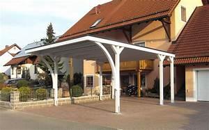 Dachbelag Für Carport : stahl carport bausatz ~ Michelbontemps.com Haus und Dekorationen