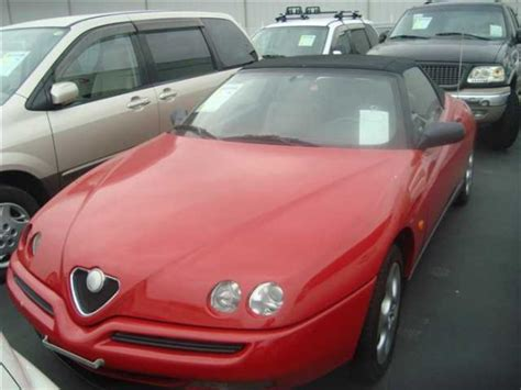 Cheap 1996 Alfa Romeo 916 Spider