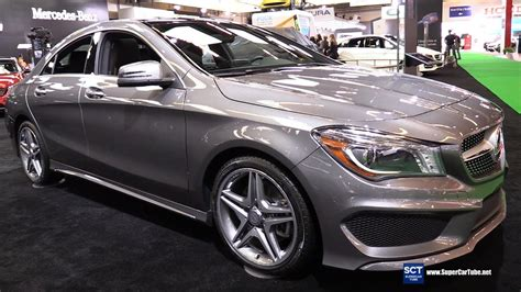 They're also keenly aware that achieving this goal only for 2 comparative claim based on 2016 epa estimated fuel economy for cla 250 and key market competitors with standard 4‑cylinder engine and. 2016 Mercedes-Benz CLA-Class CLA 250 4Matic - Exterior,Interior Walkaround - 2016 Montreal Auto ...