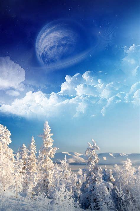 73 Winter Wonderland Desktop Background On Wallpapersafari