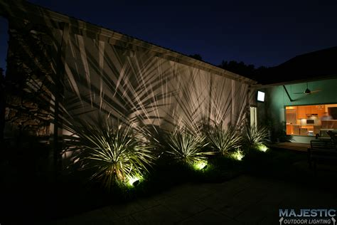 led exterior lighting fort worth tx dallas tx landscape lighting gallery