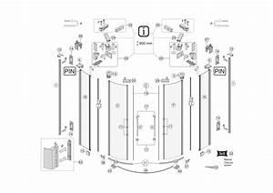 Duscholux Duschkabine Ersatzteile : ersatzteile f r s400 eckdusche mit festelementen und ~ Watch28wear.com Haus und Dekorationen