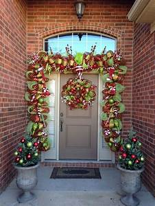 42, Christmas, Decorations, Ideas, With, Garland