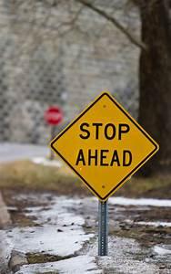 Nickschale, 021, Stop, Ahead
