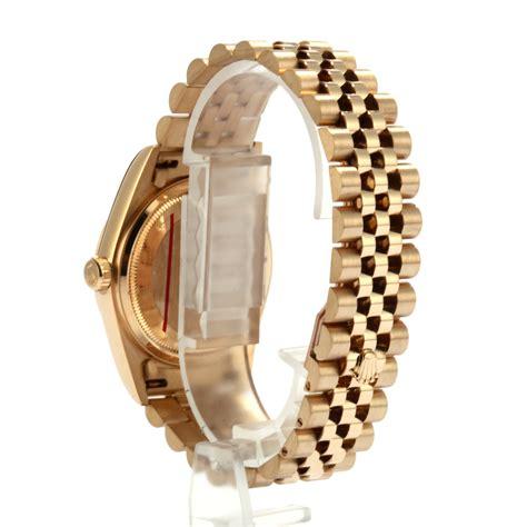 Buy Used Rolex Datejust 16018 | Bob's Watches - Sku: 129331