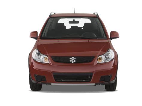 Suzuki Sx4 Crossover Reviews