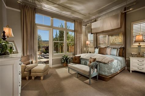 French Style Master Bedroom-traditional-bedroom-san