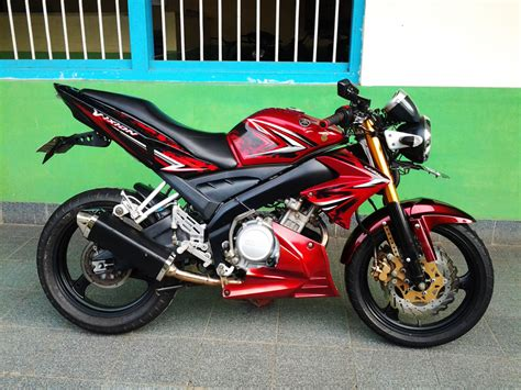 Modifikasi Motor by 20 Gambar Modifikasi Motor Yamaha Vixion Terbaru