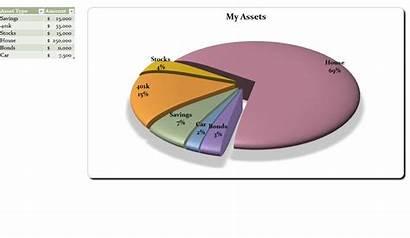 Excel Pie Chart Example