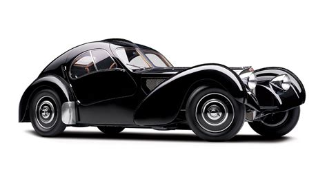 The bugatti type 57 and later variants (including the famous atlantic and atalante) was an entirely new design created by jean bugatti, son of founder ettore. 1933 - 1938 Bugatti 57sc Atlantic Coupe - Picture 660261 ...