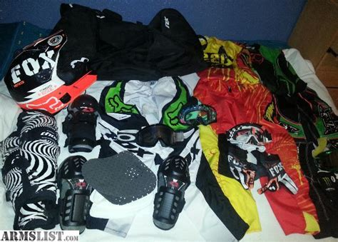 fox valley motocross armslist for sale fox motocross gear
