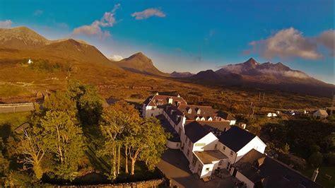 sligachan hotel isle  skye restaurants visitscotland