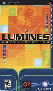 Lumines PlayStation Portable IGN