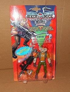 Biker Mice From Mars, Series 3 (Freedom Fighters - UK only ...