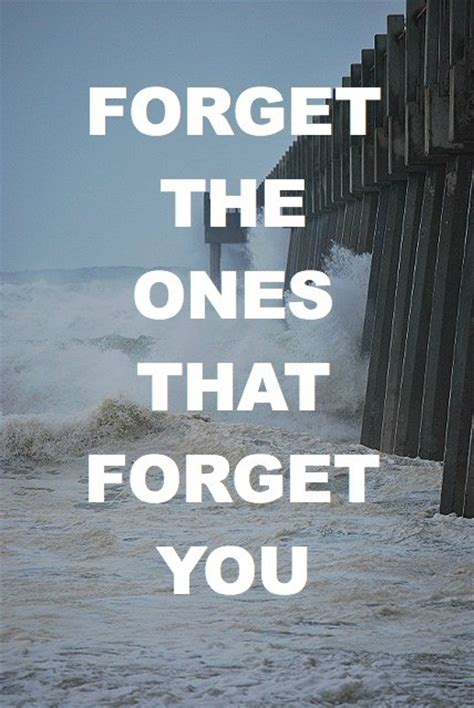 Friends Forget About You Quotes