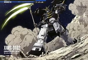 Gundam Perfect File  Gundam Wing  No 40 Scans