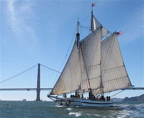 Scow Schooner Alma by Smooth Sailing Family Aboard 1891 Scow Schooner Alma