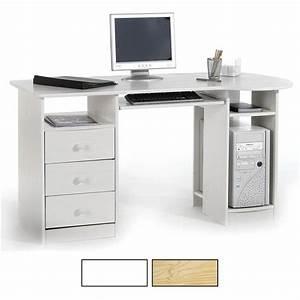 Schreibtisch Kiefer Massiv : schreibtisch in 2 farben kiefer massiv caro m bel ~ Lateststills.com Haus und Dekorationen