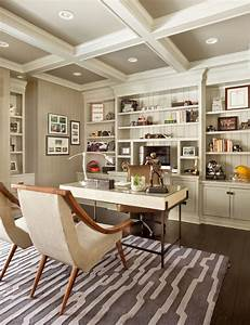 20, Outstanding, Traditional, Home, Office, Designs, For, A, More, Productive, Day