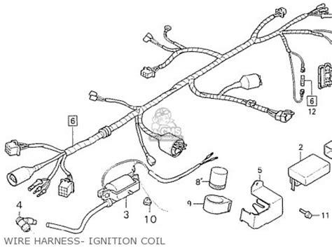 Wiring Diagram Honda Astrea Grand by Honda C100m2 Astrea Indonesia Parts List Partsmanual