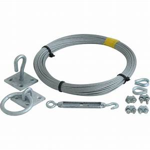 Ceiling light hook screwfix : Catenary wire m toolstation