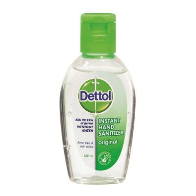 Dettol Instant Hand Sanitizer | Best Protection