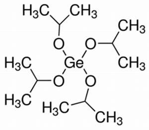 Germanium(IV) isopropoxide 97% | Sigma-Aldrich