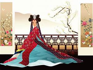 Artistic, Art, Artwork, Women, Female, Girls, Girl, Woman, Asian, Oriental, Korean, Korea