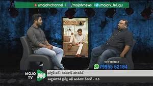"Kathi Mahesh Exclusive Review On ""Agnyaathavaasi"" Movie ..."