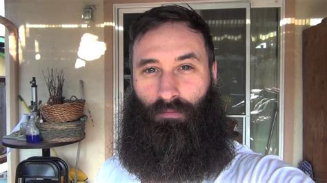 beard 365 barbe days lapse growing une barba jours pousser
