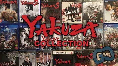 yakuza collection  ametdj youtube