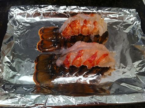 butterfly lobster jen s concoctions a log of delicious culinary experiments how to butterfly lobster tails