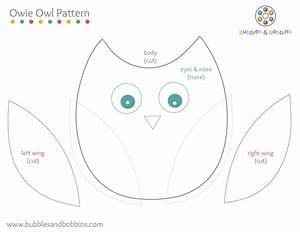 Owl template newhairstylesformen2014com for Owl printable template