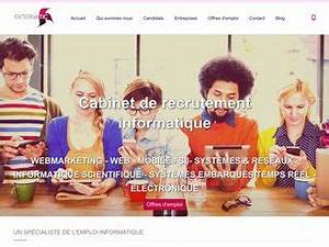 Startup EXTERNATIC Cabinet De Recrutement Informatique