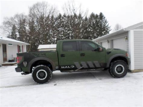 Buy new 2013 Halo Ford Raptor SVT in Mogadore, Ohio