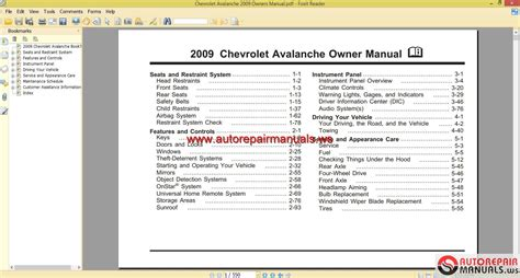 Tahoe Boats Owners Manuals by 2002 Chevrolet Tahoe Suburban Owners Manual Chevrolet